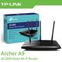 TP-LINK Archer A9 V6 無線路由器 AC1900 次世代高階 Gigabit 【每家比】