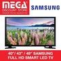 SAMSUNG UA40J5250 40INCH FULL HD SMART LED TV / LOCAL WARRANTY