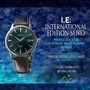 SEIKO INTERNATIONAL EDITION PRESAGE COCKTAIL TIME AUTOMATIC GREEN EDITION SRPD37J1