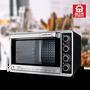 【晶工牌45L雙溫控旋風烤箱】大容量烤箱 烘焙烤箱 家用烤箱 營業用烤箱【AB392】
