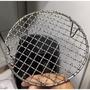 氣炸鍋配件 304不銹鋼烤網 增高烤架 多層堆疊 氣炸鍋電鍋可用