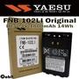 【中區無線電 對講機】YAESU VX-8DR FNB-102LI 原裝 原廠1800mAh鋰電池