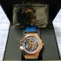 (手錶降價出清)德國凱撒王caesar CA-1018 限量機械錶、fossil、龍登