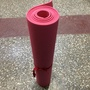 瑜伽墊 粉紅色 厚度0.3長173 寬61公分 台灣製造 二手