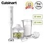 【Cuisinart美膳雅】極輕量變速攪拌棒HB-500WTW(附雙桿打蛋器、切碎盆、攪拌杯)