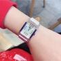 代購Hermes愛馬仕 cape cod 系列  珍珠貝母錶盤 意大利純手工真皮表帶女士石英手錶 時尚簡約
