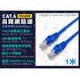 【網路線】CAT6 高速網路線 福祿克認證 純銅線芯 鍍金接頭 足米 1米 1M 另有 2米 5米 10米 15米 20米