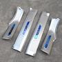 16-18款東風風度MX5專用改裝迎賓踏板門不銹鋼門檻條內后護板保護