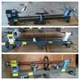 *達哥木工車床* 桌上型DIY木工車床.WE-042型.047型048型專用延長座組