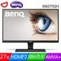 【福利正常品】BenQ 27型 EW2775ZH 光智慧寬螢幕