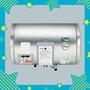 HCG和成EH30BAW4橫掛式 儲備型30加侖電熱水器,4級節能標章,不銹鋼熱水器,白鐵桶熱水器,電熱爐,省電耐用。