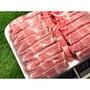 【於晨食食材批發】火鍋/燒烤肉片-豬梅花肉片 500克/盤  火鍋 燒烤