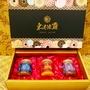 【東港漁霸】三醬馥郁禮盒 --- 一瓶頂級深海野生烏魚子醬 250g, 一瓶頂級XO櫻花蝦醬 250g及一瓶頂級XO小魚干貝醬 250g + 禮盒