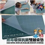 台灣 iMAT 學生必備 無毒環保抗菌雙層桌墊