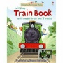 Usborne Wind-up Train Book  火車發條遊戲書