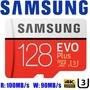 原廠正貨 三星 Samsung 128G 128GB microSD SDXC C10 U3 記憶卡 附SD轉卡