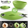 WALFOS 矽膠蒸籠微波爐蒸鍋烤箱 烹飪工具