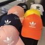 Adidas 愛迪達 三葉草 老帽 黑 白 軍綠 深藍 黃 橘 粉 粉橘