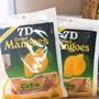 菲律賓🇵🇭7D芒果乾~鳳梨(特價)芒果乾原產地菲律賓宿霧、有雷射標、進口保證、嚴選最完熟芒果👍👍👍(
