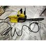 二手 日本 RYOB  電動鏈鋸機 插電式 鏈鋸機 CS-295S 鍊鋸機