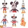 🐻預購🐻日本 迪士尼商店 Disney 米奇 米妮 高飛 唐老鴨 布魯托 吊飾 娃娃 禮物 2019新品