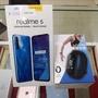 『超特價』Realme 空機 realme5 全新空機 買就送藍芽手環 3+32G S665處理器 4鏡頭 5000安培