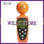 【WILLY STORE】泰瑪仕 TENMARS TM-195 三軸 高頻電磁波測試器 寬頻 50MHz~3.5GHz