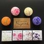 法國🇫🇷花宮娜Fragonard 自然花香系列香膏3g-五月玫瑰|紫羅蘭|橙花|香草香膏全系列