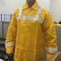 達新牌雨衣【達新牌】勤務二件式雨衣套裝 達新牌套裝 雨衣 警勤  國軍 義警消勤務 工程 黃色