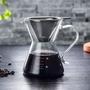 【現貨】Lifease  400ml 耐熱玻璃咖啡壺 手冲咖啡壶 分享壺 美式咖啡 手沖壺