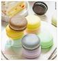 心動小羊^^DIY手工皂工具矽膠模具6孔整顆馬卡龍手工皂模軟矽膠好脫模、6連皂模、肥皂模具/手工皂模/矽膠模具/香皂模/