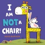 現貨! <小邦妮折扣童書> I Am Not a Chair! 精裝本