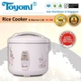 TOYOMI Rice Cooker with Warmer 1.8L - RC 948