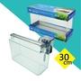 【ista】超白屏風缸套組30cm(附過濾、跨燈)