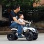兒童電動車迷你廣場出租神器四輪摩托車小孩玩具車小小公牛沙灘車