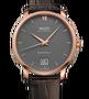 MIDO 美度 BARONCELLI 2018 百年紀念限量機械錶M86084261-銀/38mm