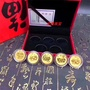 2019 Year of the Pig Fu Character Pure Gold Anniversary Gold Coin S999 Gold New Year Gift Red Packet Red Envelope Insurance Activities Readily Ceremony