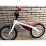 限自取面交,二手 -正品BMW Kid's bike 14 吋 兒童兩用車 平衡車 滑步車/腳踏車,車況很好