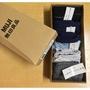 無印良品內褲禮盒五件組+手提紙袋