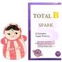 【娃娃代購】新款斯巴克B群 90粒裝 TOTAL B SPARK 高單位B群B12