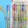 8色閃光筆 732 金蔥閃光筆 亮彩筆 亮亮筆 閃亮筆8色入/一小卡入{促39}