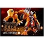 『胖虎館』現貨 代理版 超進化魂01 數碼寶貝 戰鬥暴龍獸 亞古獸 可動 不挑盒況