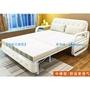 哆啦)多功能沙發床可折疊 雙人小戶型 單人推拉坐臥兩用沙發 雙人沙發床 單人沙發床254