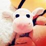羊娃娃 憨憨羊