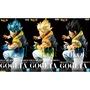 「預購」七龍珠 namco 遊藝場 悟吉塔 電鍍版 日本限定 景品 藍髮 黃髮 黑髮 三隻一組