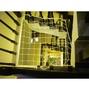 【安達地墊家】台灣製│白色 9mm 網目10cm*10cm 樓梯扶手 天井防墜 安全網 防護網 防墬網