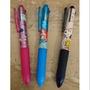 日本製Pilot魔擦三色筆-米妮、小美人魚、snoopy