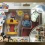 [超值]正版散貨 tsum迪士尼 疊疊樂公仔場景收納盒 擺件模型玩具禮物
