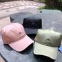 「帽子頑」 現貨三色 Adidas originals cap pink 愛迪達 緞面 粉 綠  黑 三葉 老帽 緞面帽