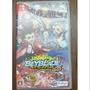 任天堂Switch遊戲-戰鬥陀螺